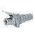 1/8 NPT Alta Pressão Engraxador de Graxa Nipple Ferramenta Acoplador Zerk Encaixe Ponta de Aço Inoxidável Calibre