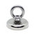 TS02 Salvage Magnetic Ring Strong Pot Magnet Magnetic Orgnization Ring Hook Attraction Tool