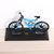 Modello di Bicicletta Simulazione Fai Da Te in Lega Set di Bici Mountain Bike/Stradale Modello per Decorazione Regalo