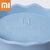 XIAOMI 710ml U-Shape الماء الساخن كيس سيليكون زجاجة عنق مسخن اليد أكثر دفئا مع غطاء التريكو