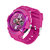 SANDA 757 Calendar Luminous عرض Fashion Design Children Watch Dual عرض رقمي Watch for Kids