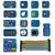 Sensor Starter Module Kit with IO Expansion Shield for UNO R3 Mega2560 R3 Leonardo OPEN-SMART for Arduino - products that work with official Arduino boards