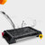 IPRee® Electric Barbecue Grill BBQ Gill Outdoor Camping Traveling Smokeless Non-Stick Tabletop BBQ Cooking Stove