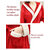 Plus Size Long Sleeve Flannel Longline Thicken Robes Nightgown