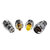 Car Mobile Radio Dual Band VHF UHF Antenna PL259 5M Coaxial Cable Magnetic Mount Base and SMA-F SMA-M BNC Connector