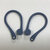 1 Pair Portable Universal Sports Anti-ear Protective Hanging Ear Hook for Airpods bluetooth Earphone