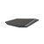SKYLETTE 35x21x3cm Solid Geometry PU + ABS Mouse Pad for Office E-sport Game