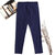 Men's Chinos Stretch Trousers Slim Fit Pants Skinny Pencil Causal Long Pants
