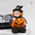 LED Halloween Witch Pumpkin Party Holiday Light Decor Home Desk Lamp Ornament
