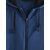 Heren Mulit-zakken Thicken Loungewear Jumpsuit met rits en effen pyjama met capuchon
