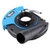 Drillpro 7 Inch Angle Grinder Dust Shroud Cover Tools for Concrete Marble Granite Engineered Stone Grinding Dust Collection