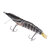 ZANLURE 13cm 18g 3D Eyes Shrimp Lure ABS Artificial Fishing Bait With Hooks Fishing Tackle