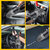 5 IN1 120W 12V Car Vacuum Cleaner For Auto Mini Portable Wet Dry Handheld Duster