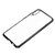 Plating Transparent Anti-Scratch PC Protective Case for Samsung Galaxy A70