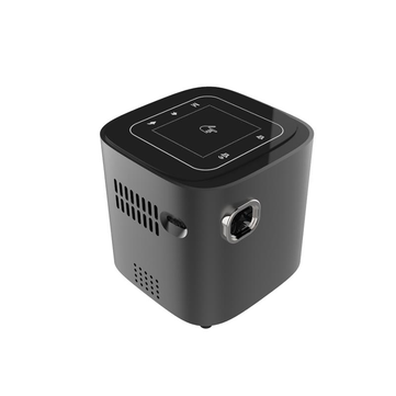 DL-S12 DLP Mini-projector Android 7.1.2OS Wifi Bluetooth voor volledige HD 1080P Home Theatre-projector