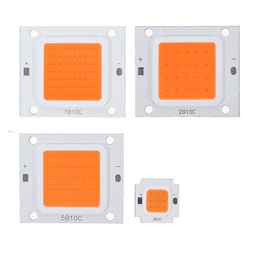 5 Unidades / pacote 10 W 20 W 30 W LED Cob Jardim Interior Planta Crescer Luz Chip DIY Lâmpada de Crescimento de Espectro Completo