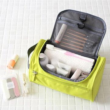 Honana HN-TB6 Висячие туалетных дорожная сумка Водонепроницаемая Бритье комплект косметики Организатор