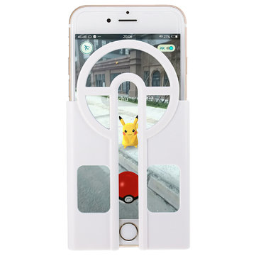Voor Pokemon Go Game Sight Geval Capture Target Tool Device voor iPhone 6 Plus 6S Plus 5,5 inch