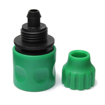 3/8 inch Tuin Water Slang Fast Joint Plastic Spray Nozzle Connector Fitting
