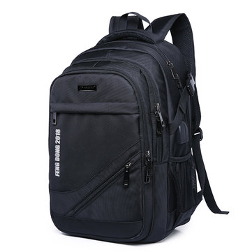 Fengdong 2018 Large Capacity Business Laptop Bag