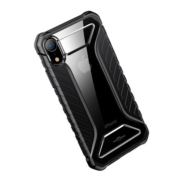 Baseus Shockproof Dropproof Protective Case For iPhone XR Hybrid PC TPU Back Cover