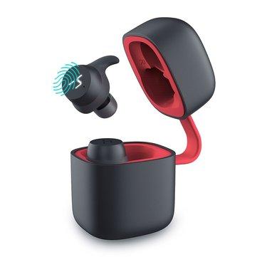 Havit G1 Pro TWS bluetooth 5.0 Fone de Ouvido Mini Estéreo de Toque Inteligente Chamada Bilateral IPX6 Fone De Ouvido À Prova D 'Água com carregamento Caixa