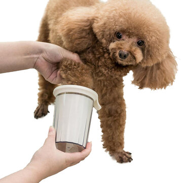 Jordan&Judy JJ-PE0015 Pet Clean Cup Cleaning Tool Silicone Washing Brush Paw Washer For Dogs From Xiaomi Youpin