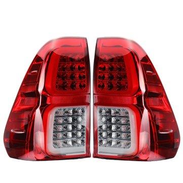 Paar hinten links rechts LED Rücklicht Lampe für Toyota Hilux (Revo) 2015+