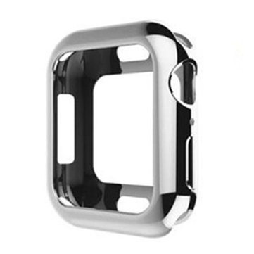 KALOAD 40/44mm Silicone Soft Case Watch Protector Screen Protector Case Cover for Apple iwatch4 Smart Watch