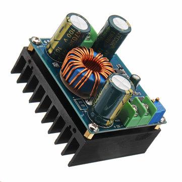 Modulo step-up da 600 W 12 A DC da 8 V a 16 V o DC da 12 V a 60 V regolabile Boost Converter Power Supply Board