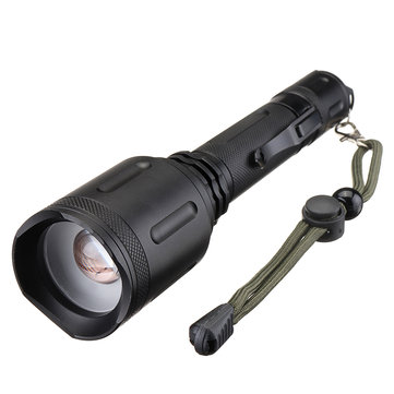 Lampe de poche zoomable 90000LM XHP50 Tactical LED