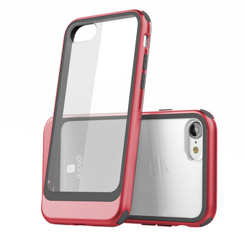 Bakeey Clear Transparent Protective Case For iPhone 7/iPhone 8 Air Cushion Corners TPU Case