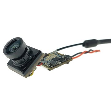 """Caddx Firefly 1/3"""" CMOS 1200TVL 2.1mm Lens 16:9 / 4:3 NTSC/PAL FPV Camera With VTX For RC Drone"""