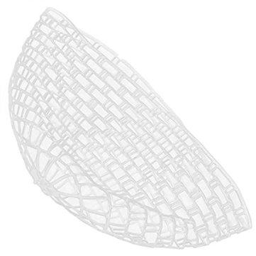 39/47 polegadas saco de desembarque de pesca com mosca líquida de substituição de borracha clara