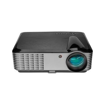 Rigal RD-819 Video proiettore 4000 Lumen Full HD 1920 * 1200 Risoluzione Per Home Cinema Cinema Home Theater 3D proiettore-Versione per Android