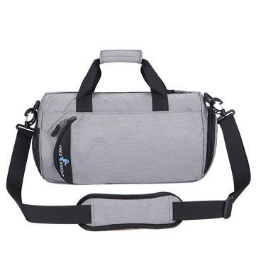 Free Knight Outdoor Travel Messenger Bag Waterproof Nylon Backpack Bucket Bag Pack Sports Fitness