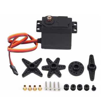 ZD15328B 15kg Copper Gear Servo For 1/8 1/10 RC Car Redcat Traxxas HPI HSP Kyosho Team Absima Hobao LRP DF FS ZD Racing