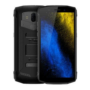 Blackview BV5800 Pro 5.5 Pouces IP68 Android 8.1 Sans Fil De Charge 2 GB RAM 16GB ROM MT6739 Téléphone intelligent