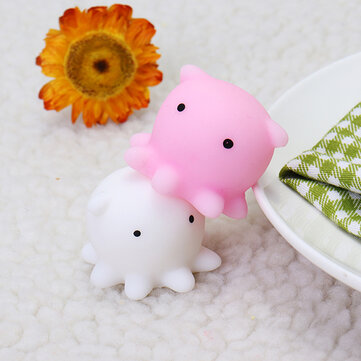 Squeey Squeey Squeeze Cute Mochi Healing Toy Kawaii Collection Decoratore regalo antistress