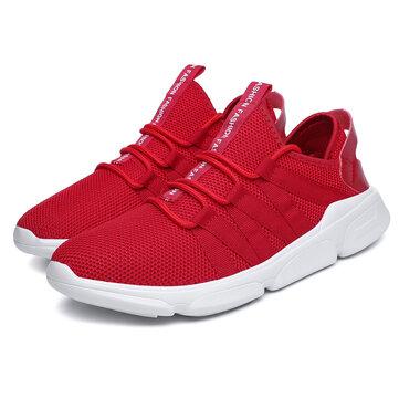 Chaussures de course à pied pour hommes, respirant, léger et respirant
