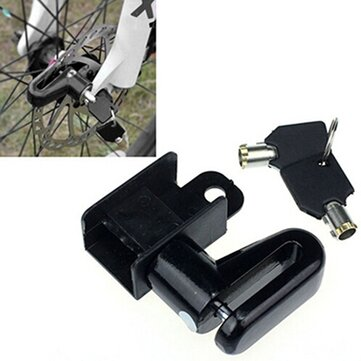 Disk Lock Anti Theft Lock Bike Bicycle Safety Lock For Bicycle Cycling Motorcycle Electromobile