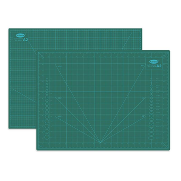 Allwin 883A2 A2 PVC Rectangle Cutting Mat Three-layer Pad Self-healing Cutting Mat Tool Fabric Leather Paper Craft DIY Tools