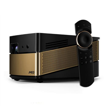 JMGO V8 DLP-projector Volledig HD 5000 Lumens Mini Proyector 3D Android bluetooth WIFI Beamer-Chinese versie