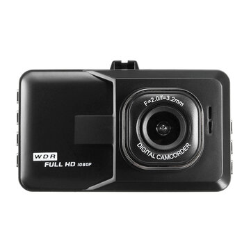 3inch Full HD 1080P Automobile DVR fotografica G-sensore Dash Cam Videoregistratore digitale