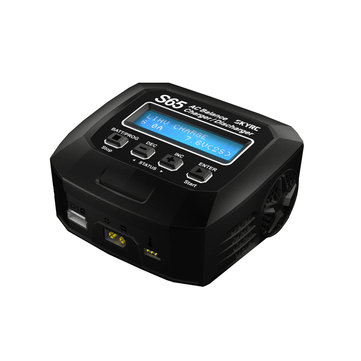 SKYRC S65 65W 6A  AC Balance Charger Discharger for 2-4S Lipo Battery