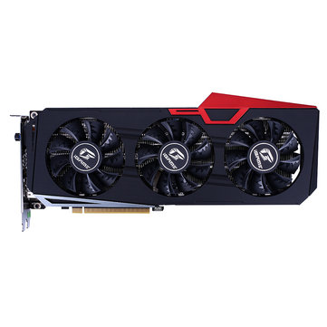 Colorful® iGame GeForce RTX 2060 Ultra OC 6 GB GDDR6 192 Bit 1365-1680 Mhz 14 Gbps Gaming Placa Gráfica