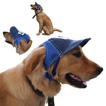 Yani HP-PT11 Ajustável Pet Chapéu De Viagem Ao Ar Livre De Beisebol Chapéu Protetor Solar Cachorro Chapéu Verão Pet Chapéu