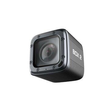 Foxeer Box 2 4K 30Fps HD 155度NDフィルターFOVD SuperVison FPVカメラスポーツアクションカムサポートAPPマイクロHDMI for RCレーシングドローン