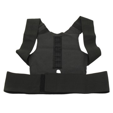 Fully Adjustable Posture Corrector Hunchbacked Support Lumbar Correction Belt Pain Relief Brace