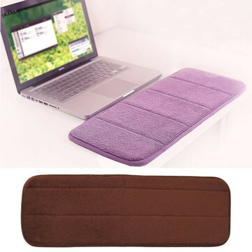 Wrist Raised Hands Rest Pad Support Memory Cushion Elbow Guard For Macbook PC Keyboard